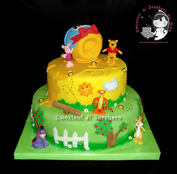 Winnie the Pooh - Winnie the pooh and friends Decoration ...
