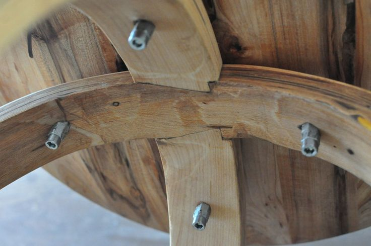 Stool/ Bedside Table - Made out of Pallet timber for Exhibition - by tfscottwoodworking @ LumberJocks.com ~ woodworking community