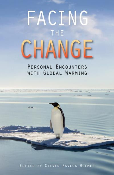 (Adult book with appeal for teens) You've heard a lot about climate change. But instead of science, this book presents personal perspectives and experiences with climate change and nature - in poetry and essay form.