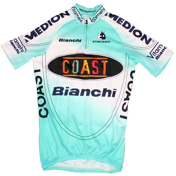 Team Coast/Bianchi 2003 Team Jersey