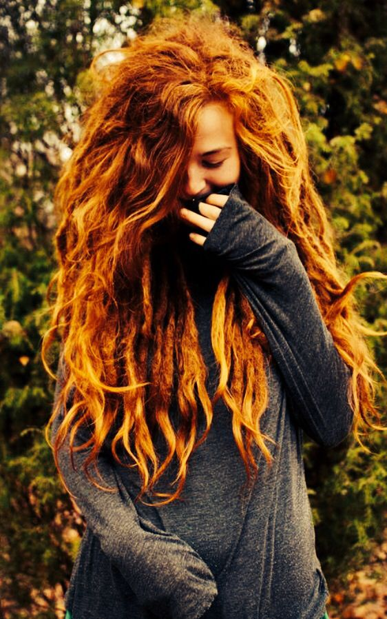 Love the curls at the bottom of these neglect dreads                                                                                                                                                                                 More
