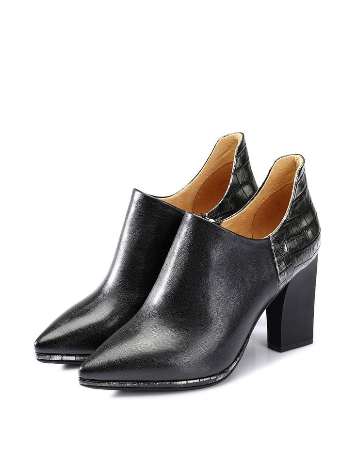 Salem Bootie – Genkek Shoes