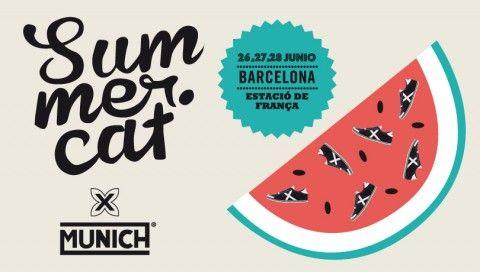 LIQUIDACIÓN PRIVADA de @munichsports en Barcelona -60%, -70%, -80%! Apúntate al