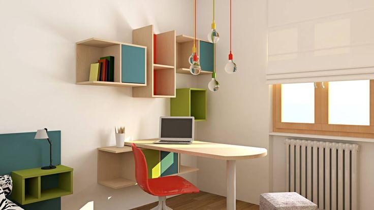 Angolo studio: Studio in stile in stile Moderno di OGARREDO