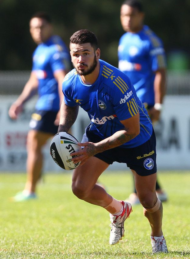 Nathan Peats, Parramatta Eels | The Most Important NRL Players, According To Hotness