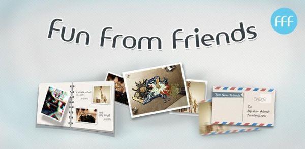 Wwwhat's new? - Aplicaciones web gratuitas » FFF (Fun From Friends) – visualiza las imágenes y vídeos de tu muro de Facebook de forma más sencilla [Android]
