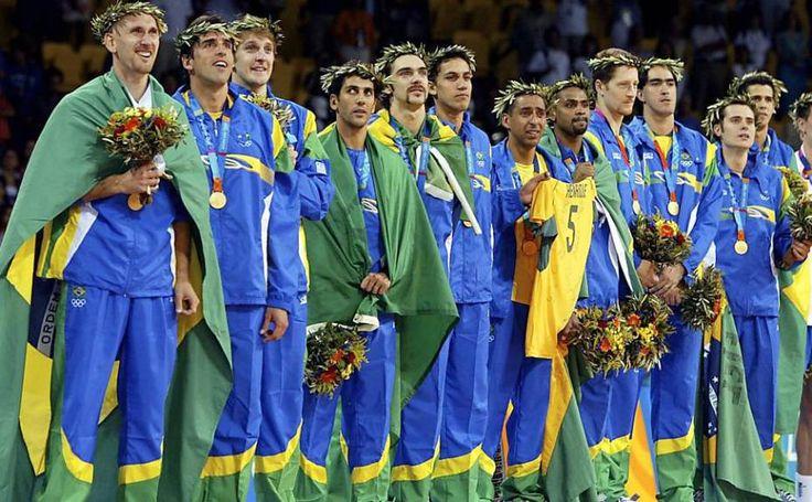 2004 Volei Jogos olimpicos Atenas