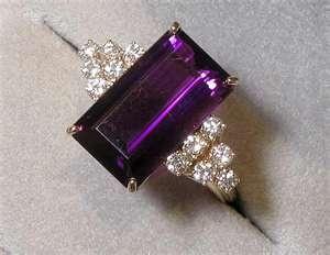 purple bling!
