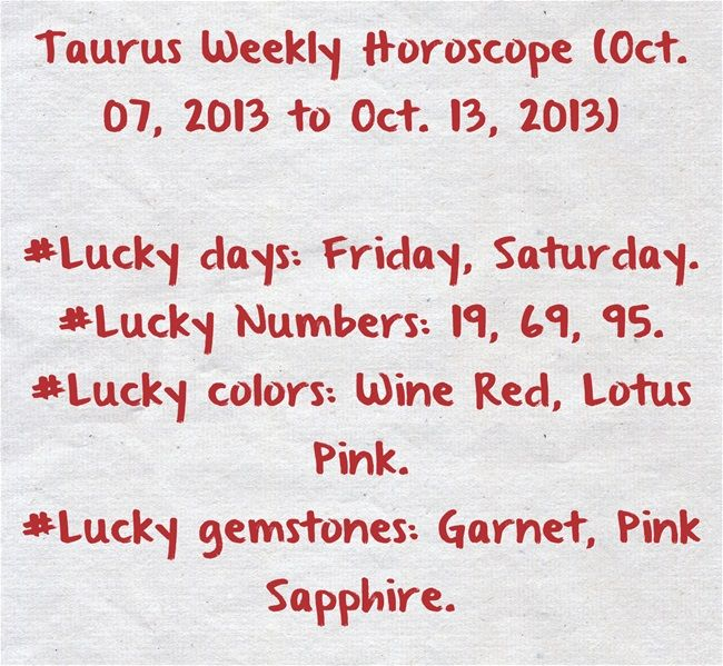 108 best weekly horoscope images on pinterest astrology Sagittarius lucky color