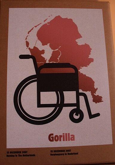 Gorilla - Designpolitie