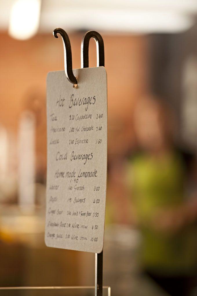 The 25 Best Menu Holders Ideas On Pinterest Menu Layout