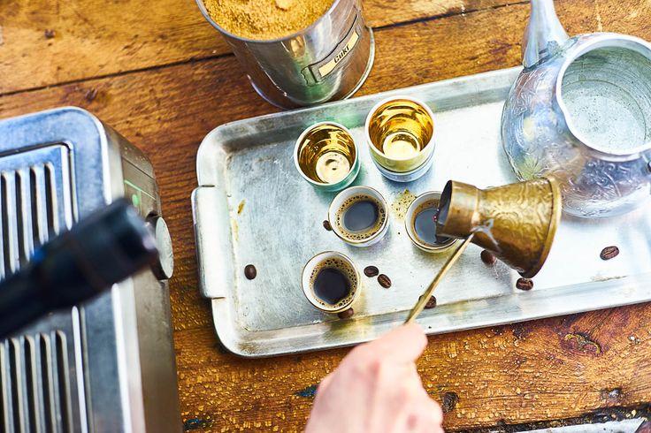 Recept na pravou tureckou kávu