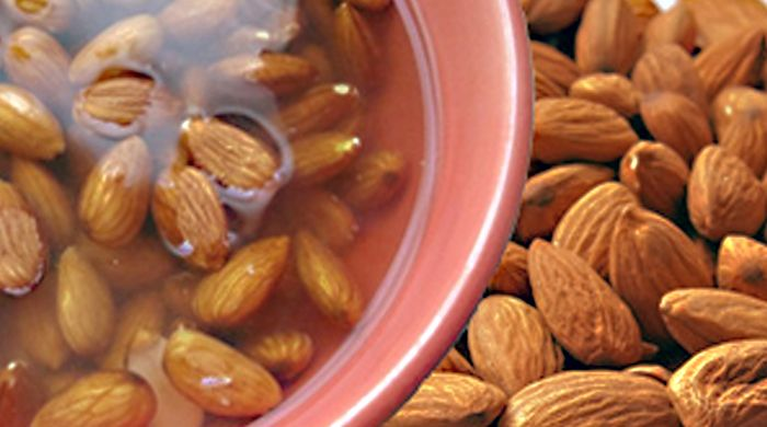 Benefits of soaking almonds. Should we soak or not soak the almonds we eat? It depends. I do both...