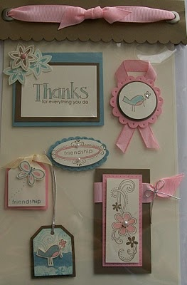 Sparkly Cards and Papercrafts: November 2010