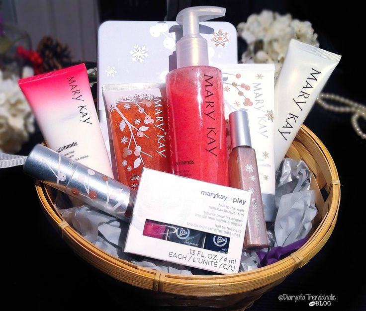 Mary Kay Holiday Gift Guide! Great holiday gift ideas!