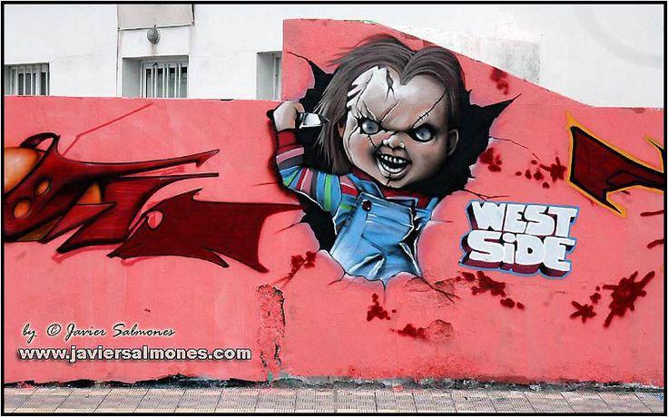 Imagenes de graffitis chidos 2