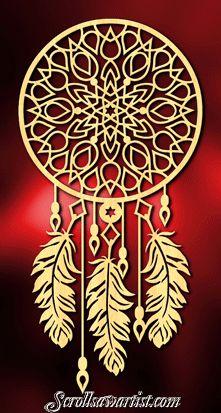 Scroll Saw Patterns :: Native American & Southwestern -