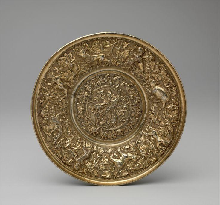 *Plate  Date:     ca. 1500–1525 Culture:     Italian or Portuguese