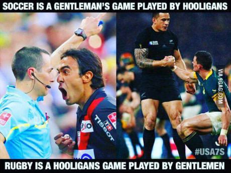 As a rugby player, I aprove (I didn't want to offend you football players)