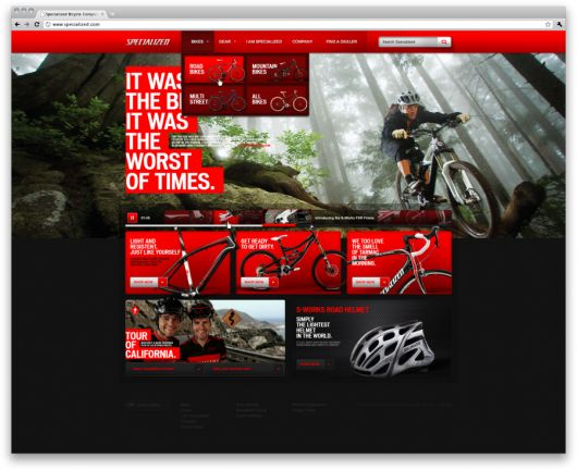 Designspiration — Serious Situations™ — Simone Magurno — Specialized Hub Proof Of Concept