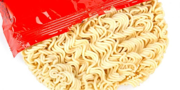 Note it well...  Instant noodles should not be consumed too often because it is not healthy.