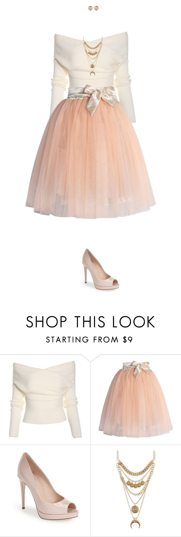 """""""Is It Too Late To Say Sorry"""" by pinkbuttons85 ❤ liked on Polyvore featuring Chicwish, Fendi, Charlotte Russe and Michael Kors"""