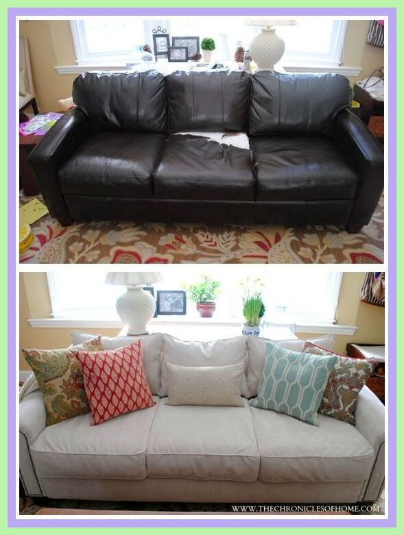 sofa makeover couch makeover