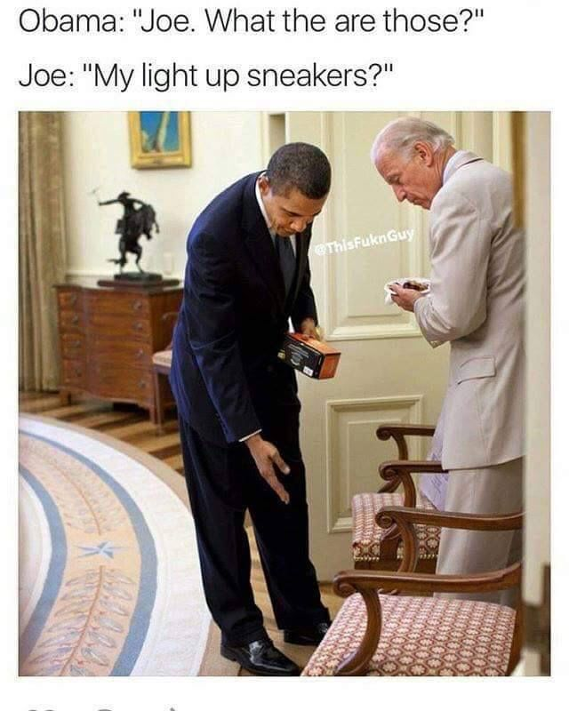 Joe biden and barack obama
