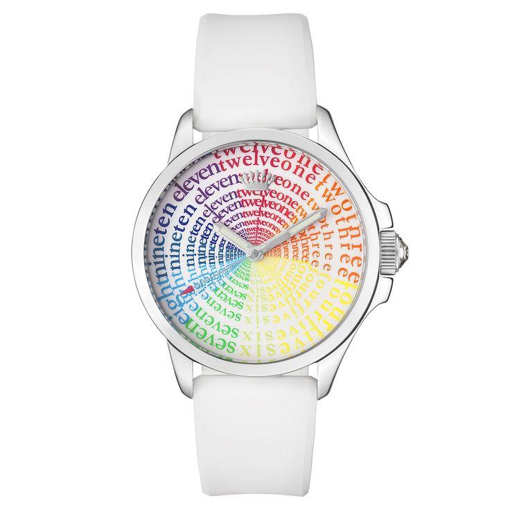 Juicy Couture White Women's Japanese Quartz Watch