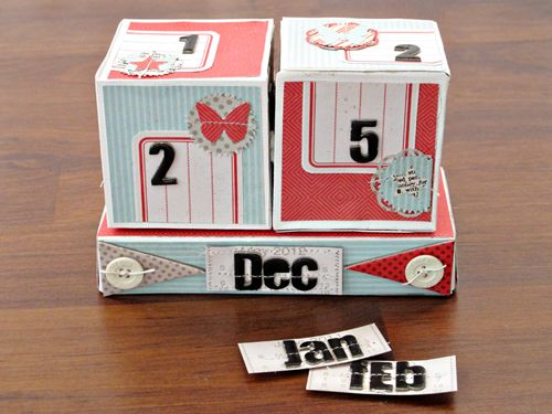 Perpetual Calendar Cube : Images about calendars on pinterest little twin