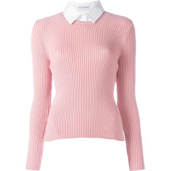 Best 25  Sweater collared shirt ideas on Pinterest | Collared ...
