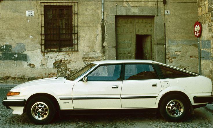 Car 10 was a Rover 2600 SDI an Ex ECC company car I bought cheap