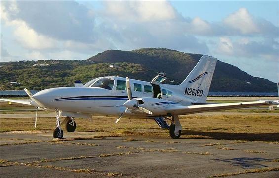 Cessna 402 Aircraft
