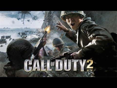 Call Of Duty 2 - Game Movie