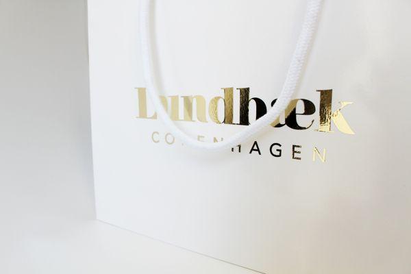 Lundbæk Copenhagen by Stine Pedersen, via Behance