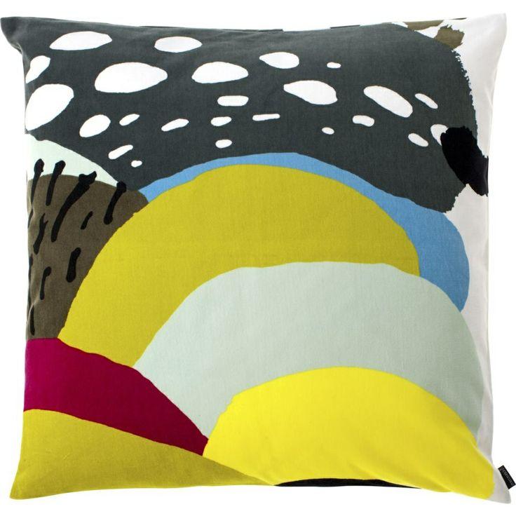 Kurpitsa Marimekko cushion cover.