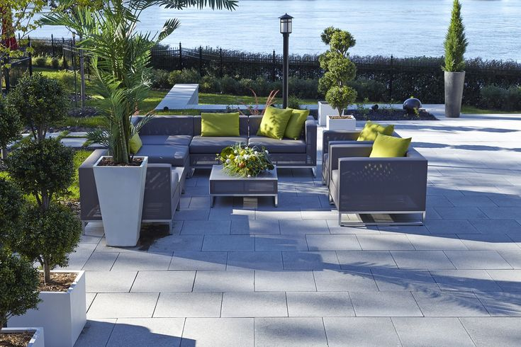 8 best dalles beton images on Pinterest Decks, Paving slabs and - Dalle De Beton Exterieur