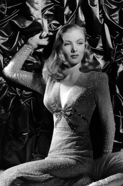 Veronica Lake in Ramrod, 1947.