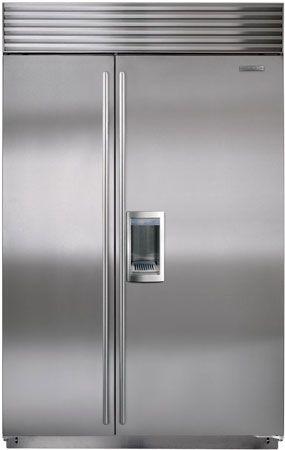 Subzero Refrigerator   http://www.subzero-wolf.com/builtin-refrigerators/refrigerator-with-ice-maker