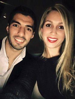 Luis Suarez: teší veľa.  Milujem ťa život