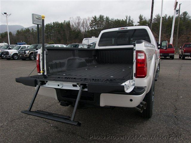 Lifted 2015 F150 >> 2014 Ford Super Duty F-350 Platinum 4WD Crew Cab. Tailgate ...