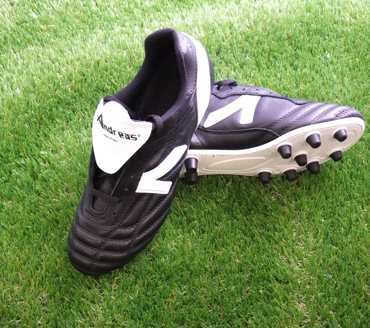 Andreas Match Pro Football Boot- with Moulded Studs -