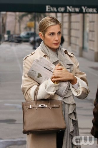 Birkin - Kelly  RutherfordBirkin Bags, Hermes Birkin, Vans Of, Girls Fashion, Trench Coats, Kelly Rutherford, Lilies Vans, Hermes Handbags, Gossip Girls