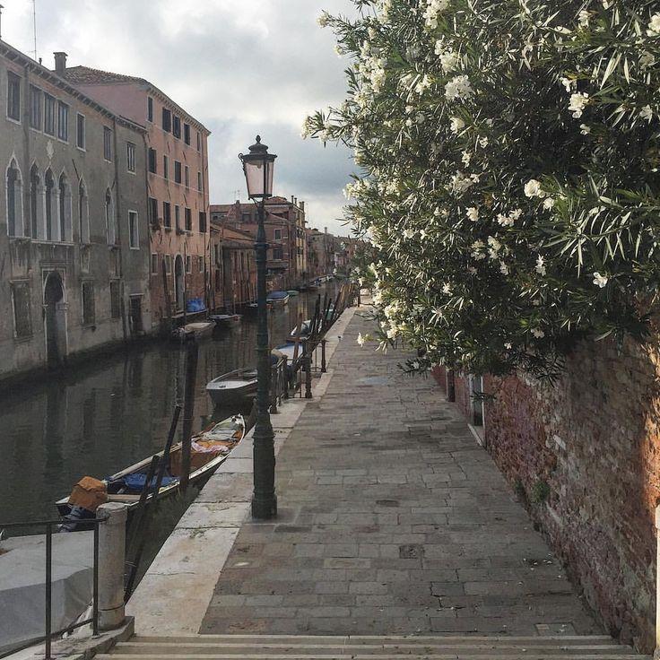 Canale a Sestiere di Cannaregio, Venezia