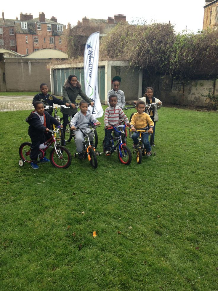 Hammersmith & Fulham 'Bling your Bike' event.
