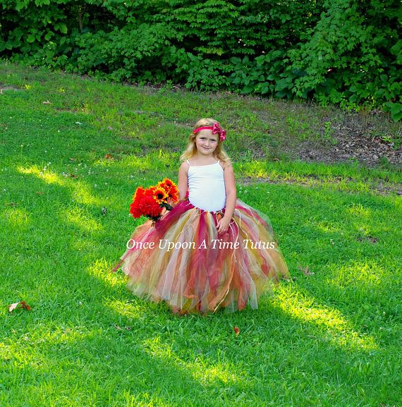 Hey, I found this really awesome Etsy listing at https://www.etsy.com/listing/537555426/autumn-scarecrow-long-tutu-skirt-little