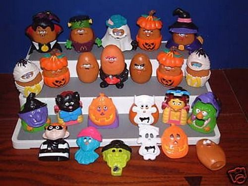 McNugget toys