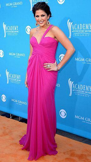 Hillary Scott (lady antebellum)- ACM Awards