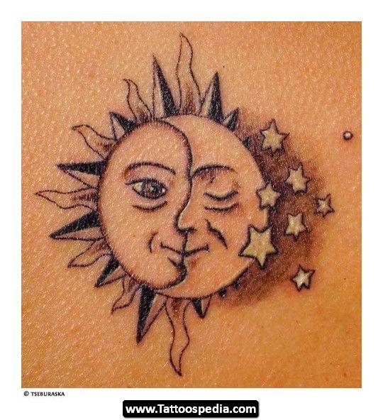 Sun%20Moon%20Stars%20Tattoo 09 Sun Moon Stars Tattoo 09