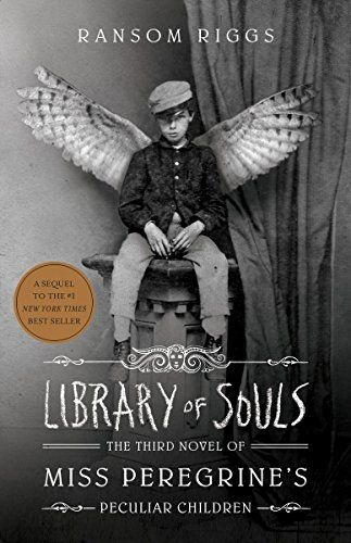 Library of Souls: The Third Novel of Miss Peregrine's Peculiar Children by Ransom Riggs http://www.amazon.co.uk/dp/159474758X/ref=cm_sw_r_pi_dp_E.Uzvb1JVBDVF
